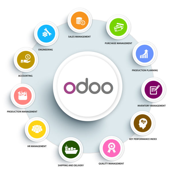 odoo development in thrissur